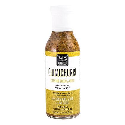 Chimichurri, Argentinian Steak Sauce
