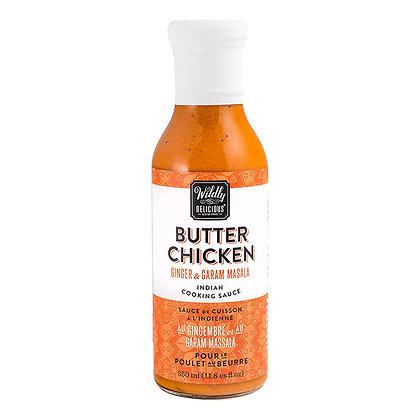 Butter Chicken, Indian Cooking Sauce