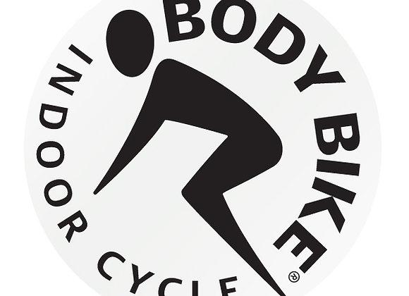 Body Bike Logo Black, Left