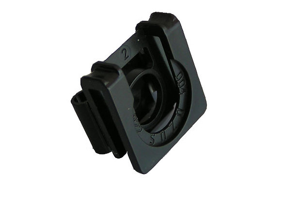 Plastic Clip for Service Hatch