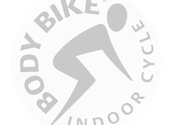 Body Bike Logo Silver, Right