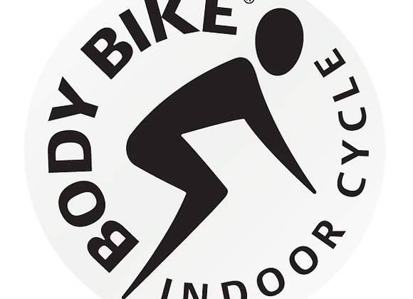 Body Bike Logo Black, Right