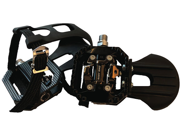 Body Bike Standard 2 in 1 Pedals