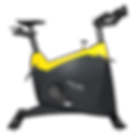 Body Bike SMART Yellow