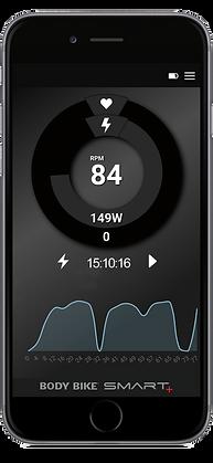 Body Bike Indoor Cyclin App Black Screen