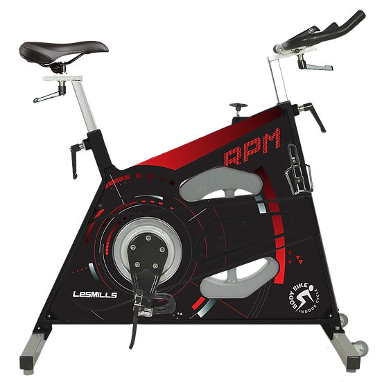 Body Bike ELEMENT Red RPM