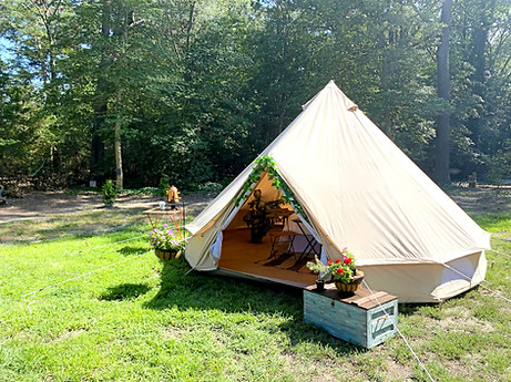 Camping Reinvented
