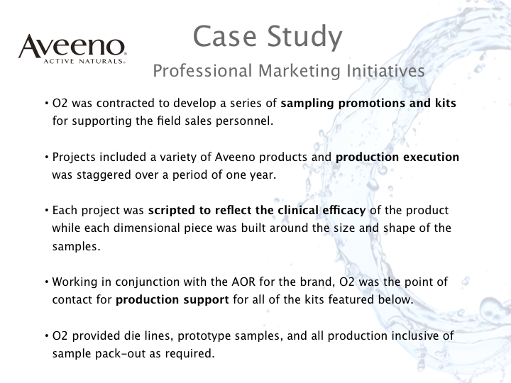 Professional Marketing Case Study
