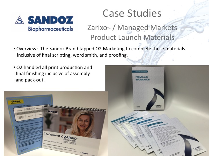 Sandoz Managed Markets