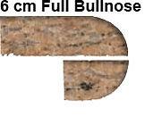 6CM Full Bullnose