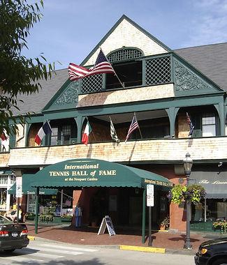 Intenational Tennis Hall of Fame, Rhode
