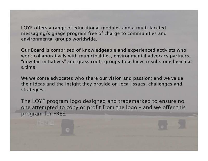 LOYF Program