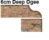 6cm Deep Ogee