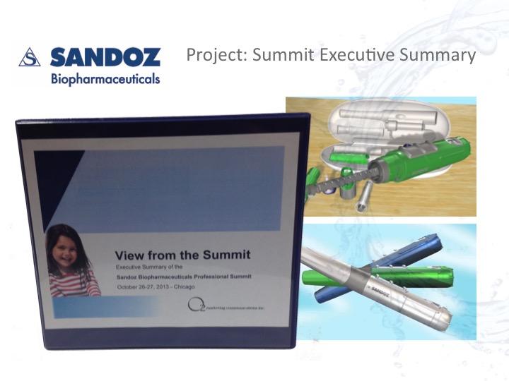 Sandoz SurePal Summary