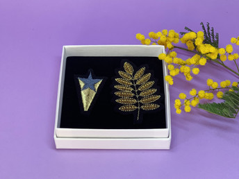 "Coffret ""Fil d'or"""