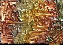 shibuichi boneyard cast impression