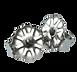 titanium clutch earring back