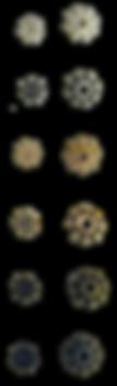beaded tori bead