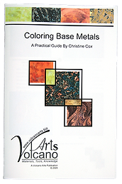 coloring base metals christine cox