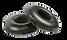 black tori bead