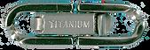 titanium clasp