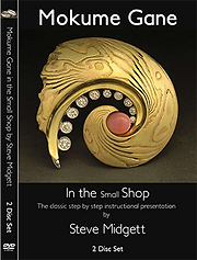 mokume gane in the small shop dvd steve midgett
