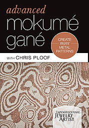 advanced mokume gane chris ploof