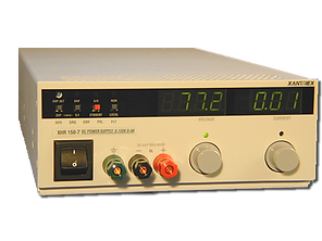 Commercial 7 amp anodizer