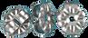 titanium clutch