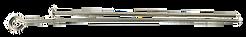 niobium head eye pin