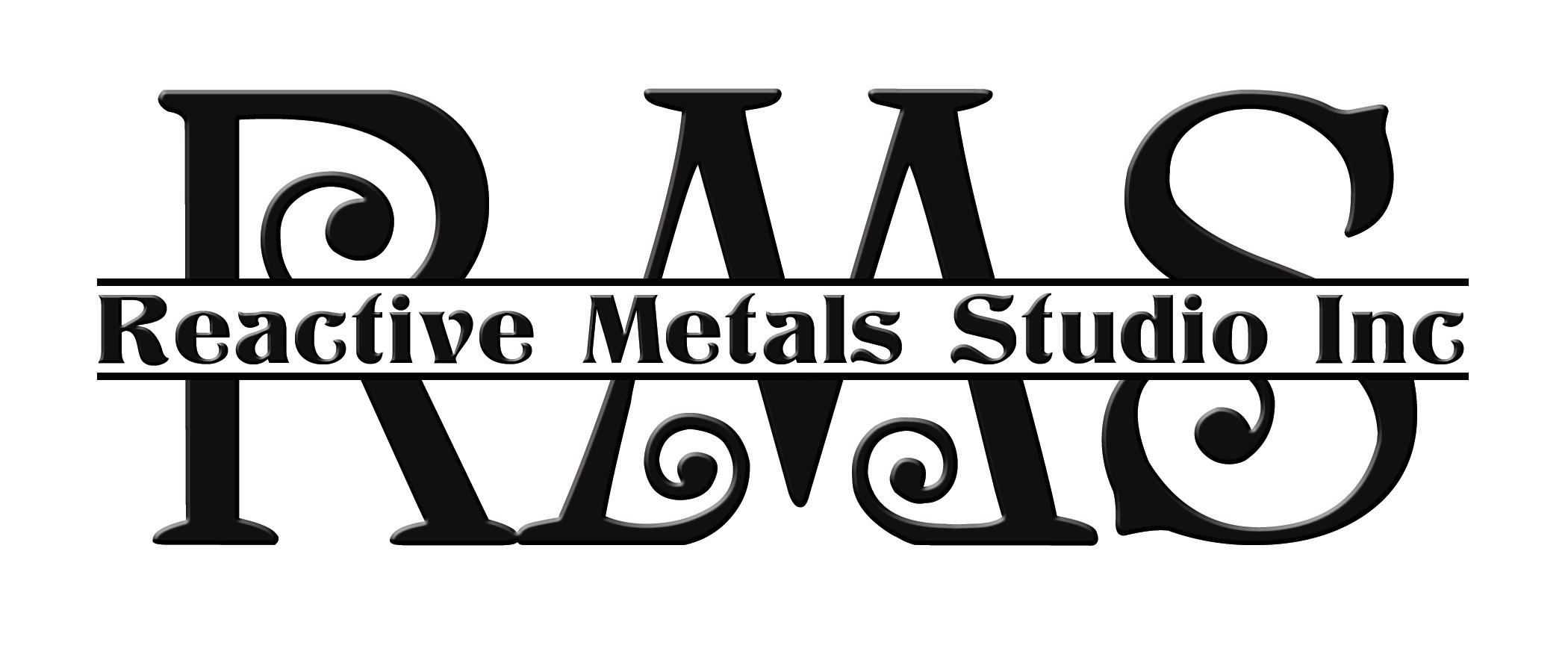 Reactive Metals Studio Mokume Gane