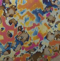 Sponge painted niobium