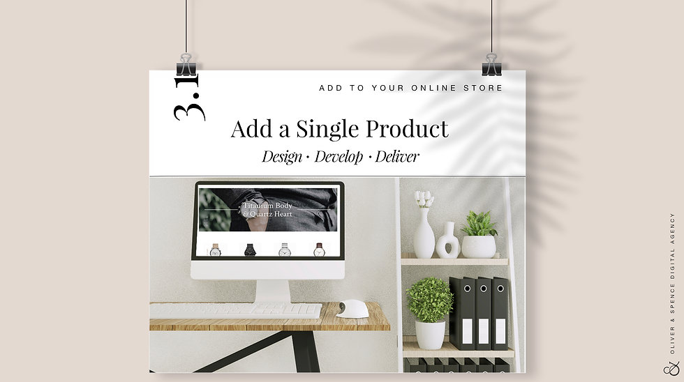 Add Single Product to Your Store