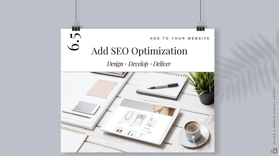 Add SEO to Your Website