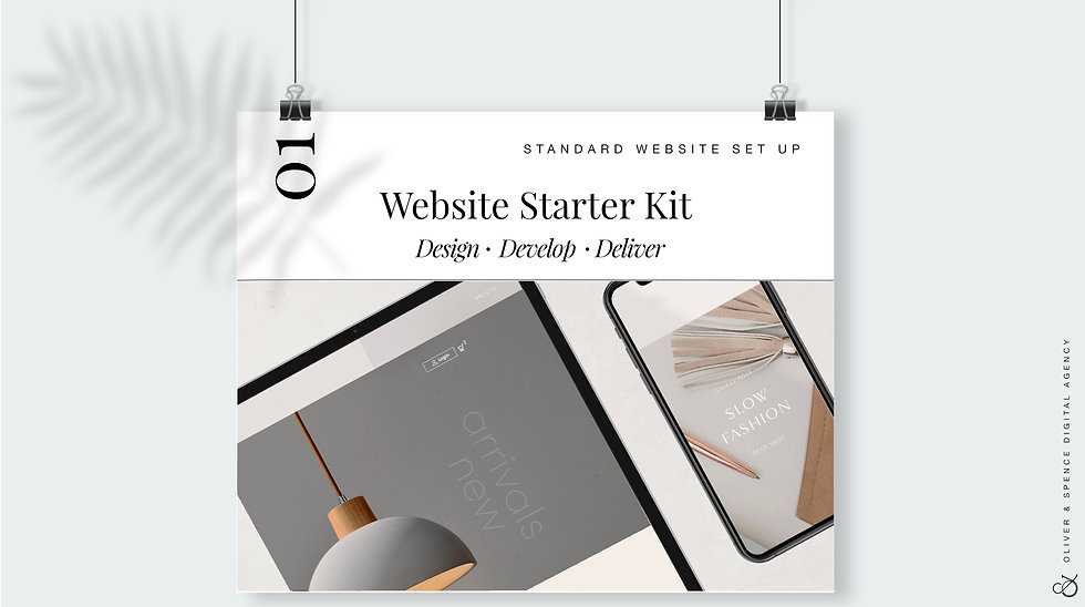 Website Starter Kit