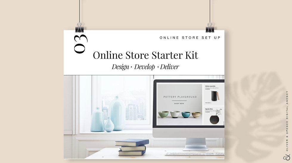 Online Store Starter Kit