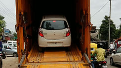 car transportation service by dtdc packers