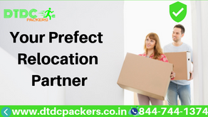 Here's How DTDC Packers and Movers Can Make Your Move Easy