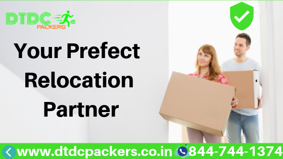 DTDC Packers and Movers in Indirapuram