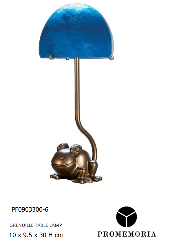 PF0903300-6 GRENUELLE TABLE LAMP