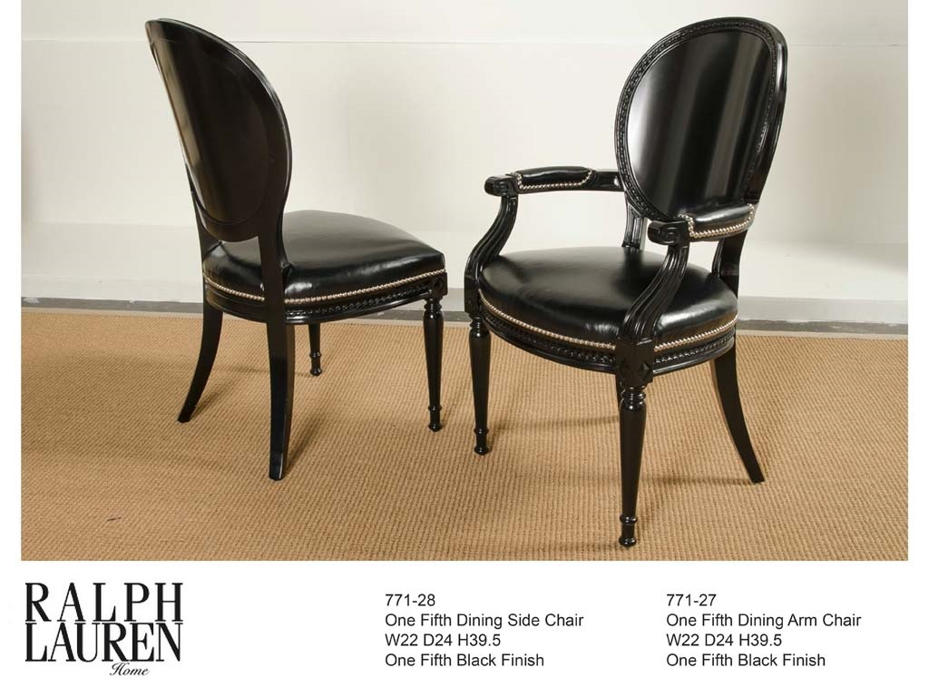 771-28_27 ONE FIFTH DINING ARM CHAIR