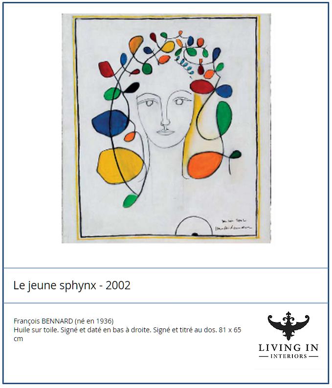 Le Jeune sphinx 2002