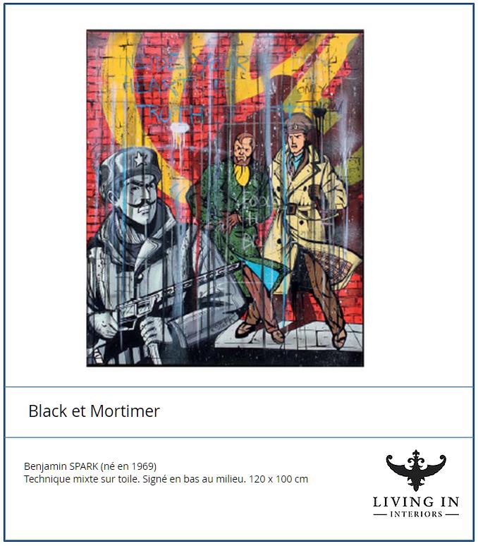 Black et Motimer