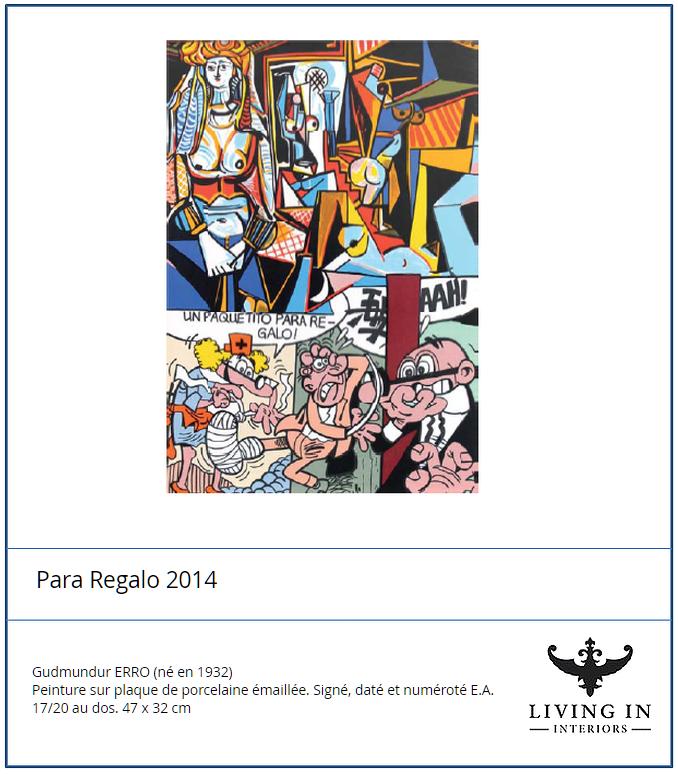 Para Regalo 2014