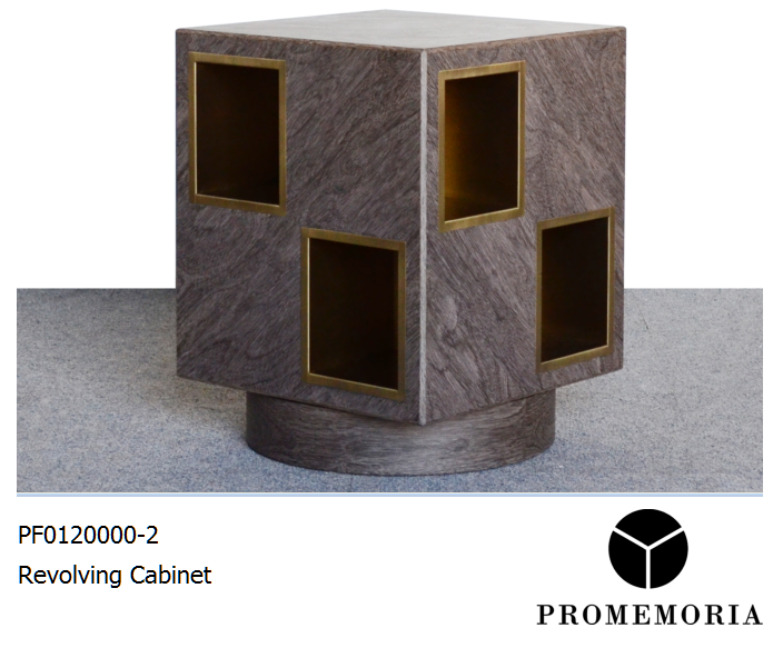 PF0120000-2 REVOLVING CABINET