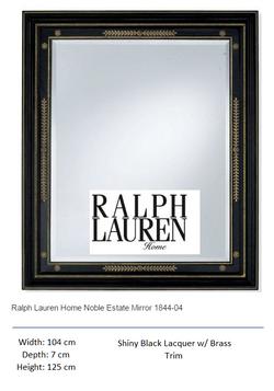 1844-04  Noble Estate Mirror