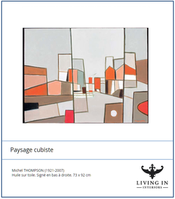 Paysage Cubiste 02