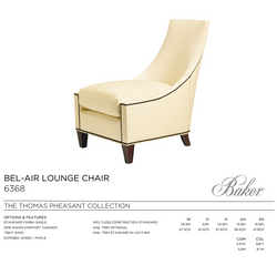 6368 BEL-AIRE LOUNGE CHAIR