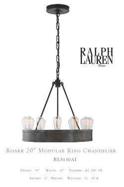 """RL5130AI__ROARK_20""""_MODULAR_RING_CHANDELIER"""