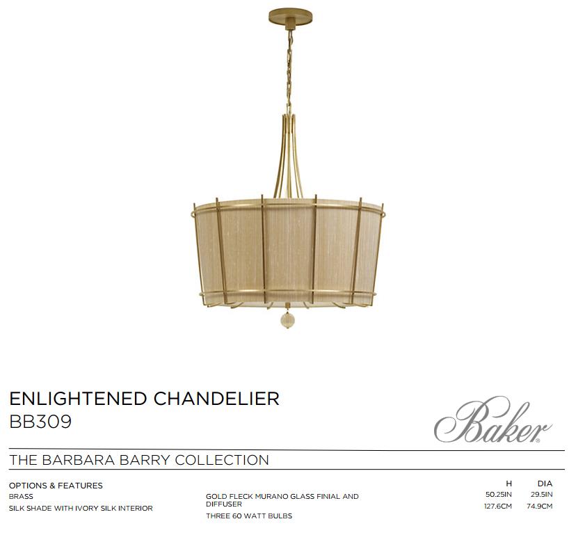 BB309 ENLIGHTERNED CHANDELIER